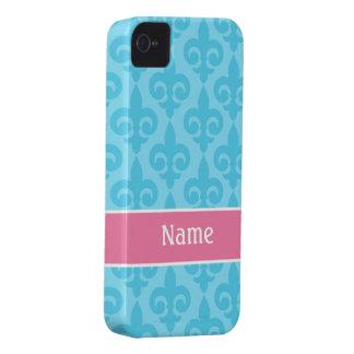 Fleur de Lis iPhone 4/4S Casemate Case iPhone 4 Case-Mate Case