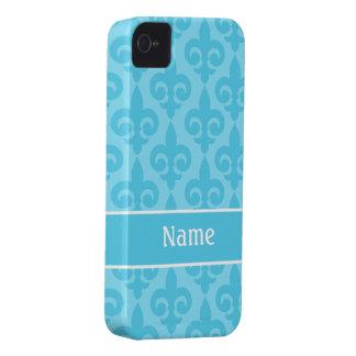 Fleur de Lis iPhone 4/4S Casemate Case iPhone 4 Case