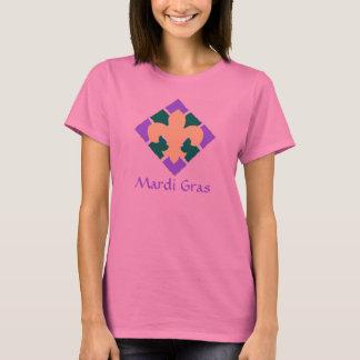 Fleur De Lis, Mardi Gras T-Shirt