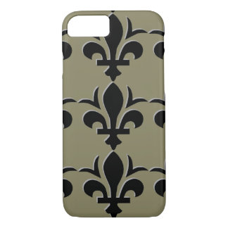 Fleur-de-lis on iPhone 7 Barely There Case