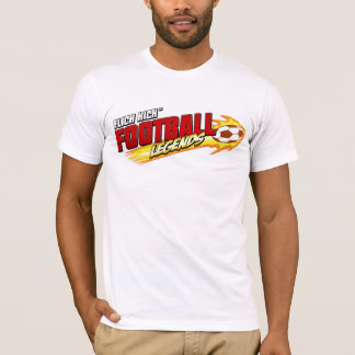 Flick Kick Football Legends - Logo Men's Tee
