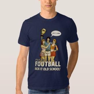 Flick Kick Football T-Shirt
