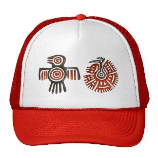 Flight 2 Native American Cap