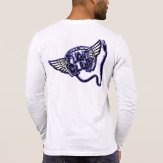 Flight Club Henley long sleeve shirt
