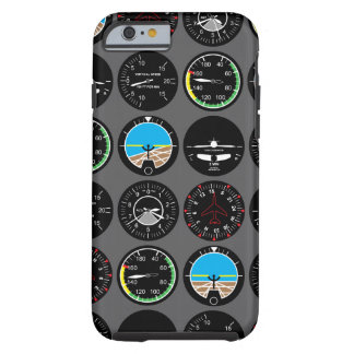 Flight Instruments Tough iPhone 6 Case