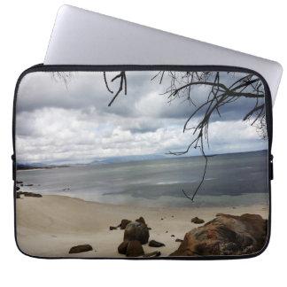 """Flinders Island Tasmania Beach 13"""" Laptop Sleeve"""