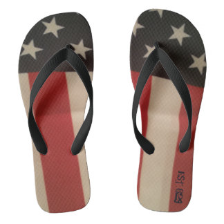 Flip Flop Patriot Thongs