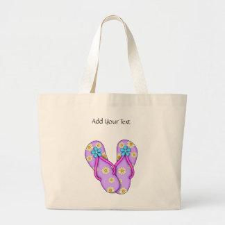 Flip Flop Tote by SRF Bag