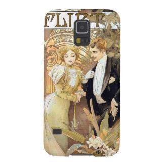 Flirt vintage iPhone Samsung Gallaxy S5 case Cases For Galaxy S5