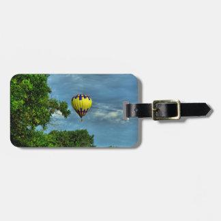 Floating Free Luggage Tag