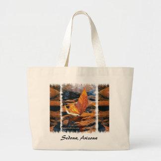 Floating Jumbo Tote Bag - Sedona, Arizona