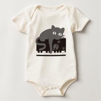 Floh_Walzer Baby Bodysuit