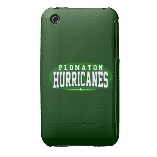 Flomaton High School; Hurricanes iPhone 3 Case