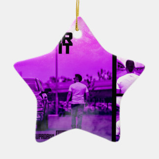 Floor It Cover Christmas Ornament
