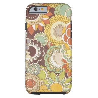 Flora in Autumn Tough iPhone 6 Case
