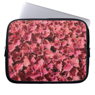 Floral 1 laptop computer sleeves
