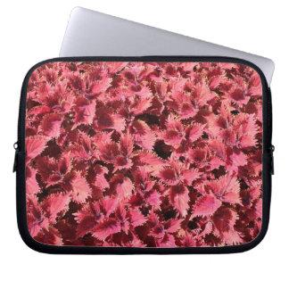Floral 1 laptop sleeve