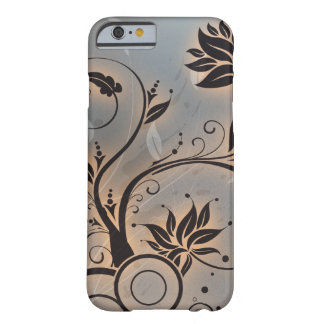 Floral Art Decorative Tatto iphone 6s case Barely There iPhone 6 Case