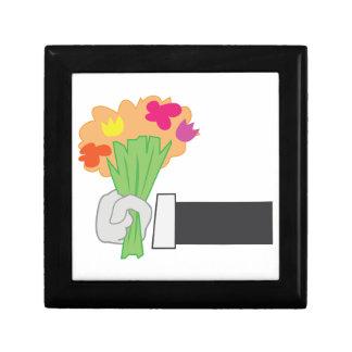 Floral Bouquet Gift Box