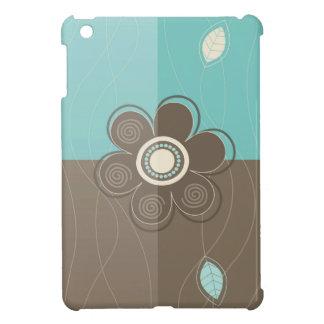 Floral Decor Cover For The iPad Mini