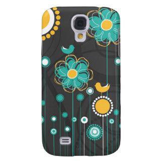 Floral Decor Galaxy S4 Case