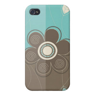Floral Decor i iPhone 4/4S Cases