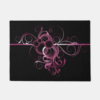 Floral Decoration Doormat