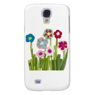 floral decoration galaxy s4 case