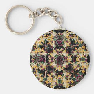Floral Decorative Key Chains