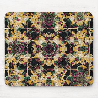 Floral Decorative Mouse Pad