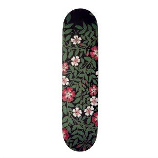 Floral Design by J. Owen, 1863 Skate Board Deck