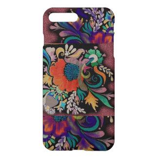 Floral design iPhone 8 plus/7 plus case