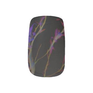 Floral Dreams a Fantasy Minx Nails Minx Nail Art