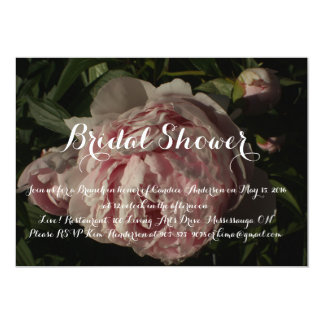 Floral Dreams-Invitation 13 Cm X 18 Cm Invitation Card