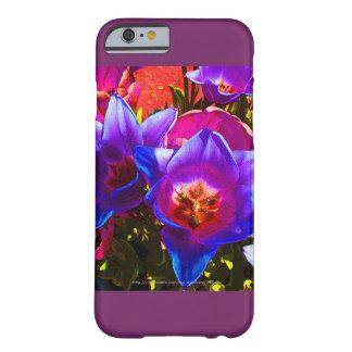 Floral Fantasy iPhone 6 Case Plum Accents