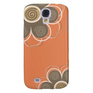 Floral Galaxy S4 Case