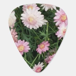Floral Guitar Pick