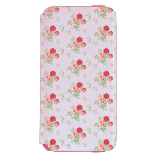Floral iPhone 6 Wallet Case  / Cover / Protection Incipio Watson™ iPhone 6 Wallet Case