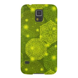 Floral luxury mandala pattern galaxy s5 cover