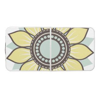 Floral Modern Pattern Design Pong Table