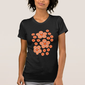 Floral Orange Products T-Shirt