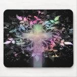 Floral Pastel Mousemats