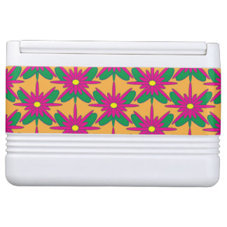 Floral Pattern 02a Cooler Chilly Bin