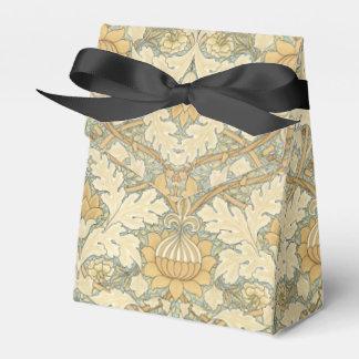 Floral Pattern by William Morris - Favor+box Favour Box