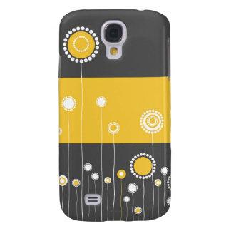 Floral Pattern Galaxy S4 Case