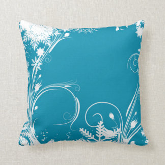 Floral Pattern Throw Pillow for Home Decor Throw Cushions