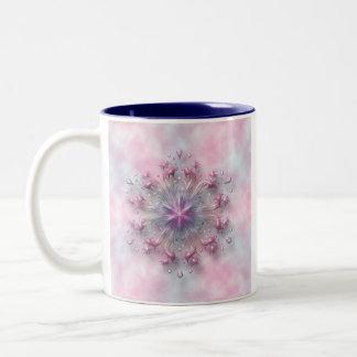 Floral Spring Sunrise 325 ml  Two-Tone Mug