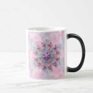 Floral Spring Sunrise Morphing Mug