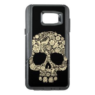 Floral Sugar Skull OtterBox Samsung Note 5 Case
