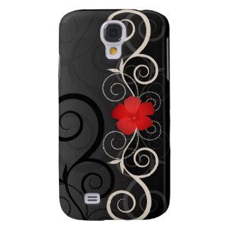 Floral Swirls  Galaxy S4 Case